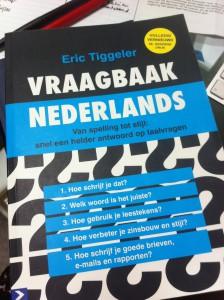 de Vraagbaak Nederlands van Eric Tiggeler